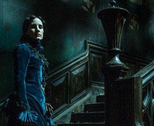 """Doppio trailer per """"Crimson Peak"""" di Del Toro"""