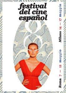 Locandina festival del cine espanol