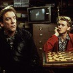 Con un giovane Sean Penn in Crackers, 1984, remake de I soliti ignoti