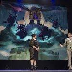 Dorothy McKim e Nathan Greno presentano gli Storm Giants