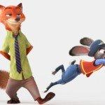 La volpe Nick e la coniglietta Judy