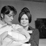 """Con B.B., """"Tre passi nel delirio"""", 1968"""