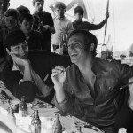 Delon e Belmondo a Marsiglia, 1969