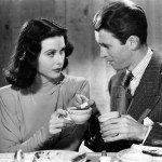 """Con Jimmy Stewart, """"Vieni a vivere con me"""", 1941"""