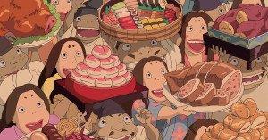 Le ricette dello Studio Ghibli