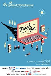 La locandina del My French Film Festival 2016