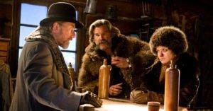 """Quentin Tarantino a Cinecittà per l'anteprima di """"The Hateful Eight"""""""
