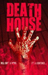 """La locandina di """"Death House"""""""