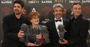 Tutti i vincitori dei Premi Goya 2016