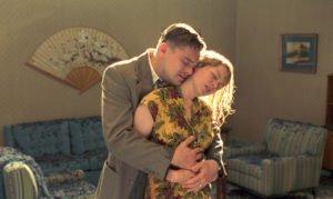 Teddy e la moglie Dolores