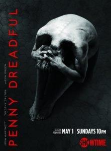 """Un poster ufficiale della terza stagione di """"Penny Dreadful"""""""