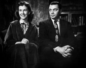 """Betsy Blair e Ernest Borgnine nel film """"Marty"""", prima Palma d'Oro a Cannes"""