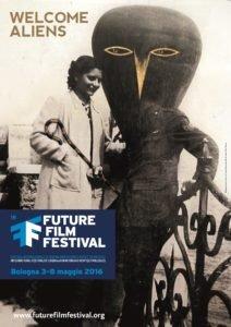 La locandina del Future Film Festival 2016