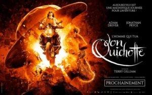 """Il manifesto di """"The Man Who Killed Don Quixote"""""""