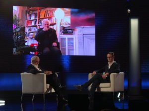In un contributo video, Jodorowsky parla di Refn