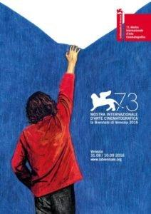 Il manifesto di Venezia 73 disegnato per il quinto anno da Simone Massi