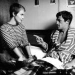 Ancora con Jean Seberg nel film di Godard