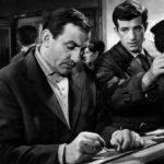 Con Lino Ventura in 'Asfalto che scotta' (1960)