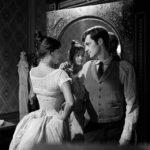 Con Claudia Cardinale ne 'La viaccia' (1961)