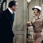 Con David Niven in 'James Bond 007 - Casino Royale' (1967)