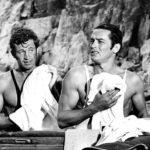 In coppia con Delon in 'Borsalino' (1970)