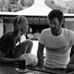 Insieme ad Ursula Andress , sua compagna dal '66 al '72