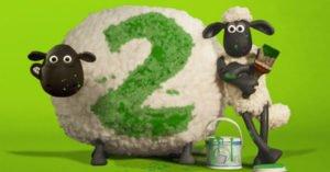 La pecora Shaun ancora al cinema e un'avventura preistorica: il ritorno degli Aardman Studios