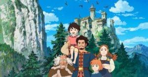 """Amazon acquista """"Ronja"""", la prima serie tv dello Studio Ghibli"""