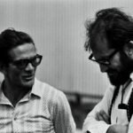 Pier Paolo Pasolini e Bachmann
