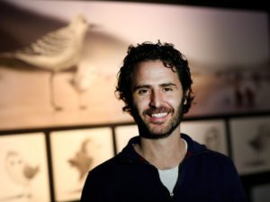 """Alan Barillaro, autore e regista del corto """"Piper"""""""