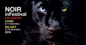 Tutte le novità del Noir in Festival 2016