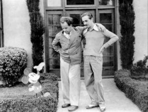 Topolino, Sergej Ejzenštejn e Walt Disney, 1930