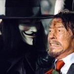 """""""V per Vendetta"""" (2005)"""