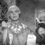 """Franca Valeri in """"Piccola posta"""" (1955)"""