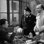 """Aldo Fabrizi e Mario Castellani in """"Guardie e ladri"""" (1951)"""