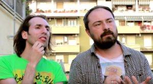 """Stefano Martinelli e Michele Coppini nel documentario """"Ora non ricordo il nome"""" (2016)"""