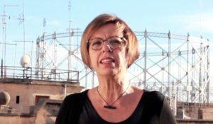 """Paola Tiziana Cruciani nel documentario """"Ora non ricordo il nome"""""""