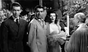 "I protagonisti di ""Scandalo a Filadelfia"" (1940)"