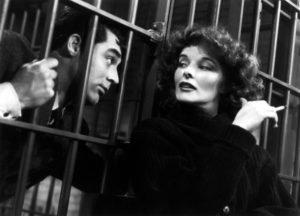 "Cary Grant e Katharine Hepburn in ""Susanna"" (1938)"