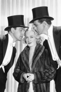 """Una foto promozionale di """"Partita a quattro"""" (1933)"""