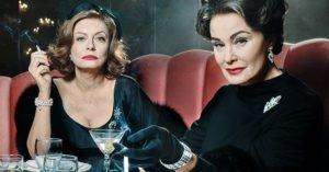 """FEUD"": una serie tv racconta la leggendaria rivalità tra Bette Davis e Joan Crawford"