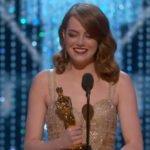 Emma Stone, premiata come Miglior Attrice