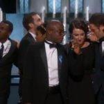 Barry Jenkins sale sul palco: Moonlight è Oscar 2017 come Miglior Film