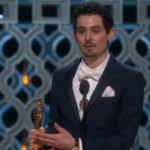 Damien Chazelle ha ricevuto il premio per la regia di La La Land
