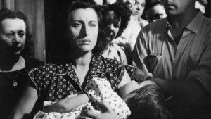 "Anna Magnani in ""Bellissima"" (1953)"