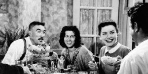 """Anthony Quinn e Anna Magnani, """"Selvaggio è il vento"""" (1957)"""