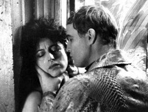 """La Magnani e Marlon Brando, """"Pelle di serpente"""" (1960)"""