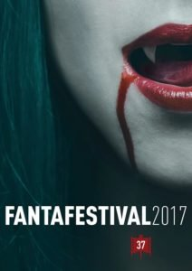 La locandina ufficiale del Fantafestival 2017
