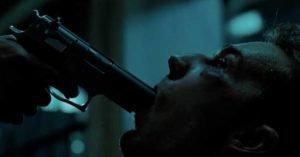 L'omicidio-tentato suicidio del protagonista