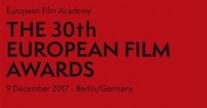 European Film Awards 2017: tutte le nomination della 30ma edizione